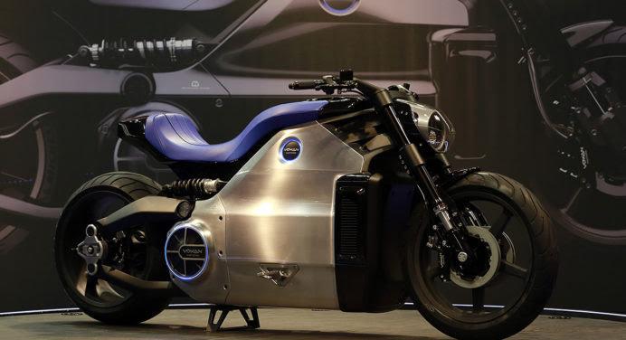 Voxan Wattman, la moto électrique la plus rapide du monde