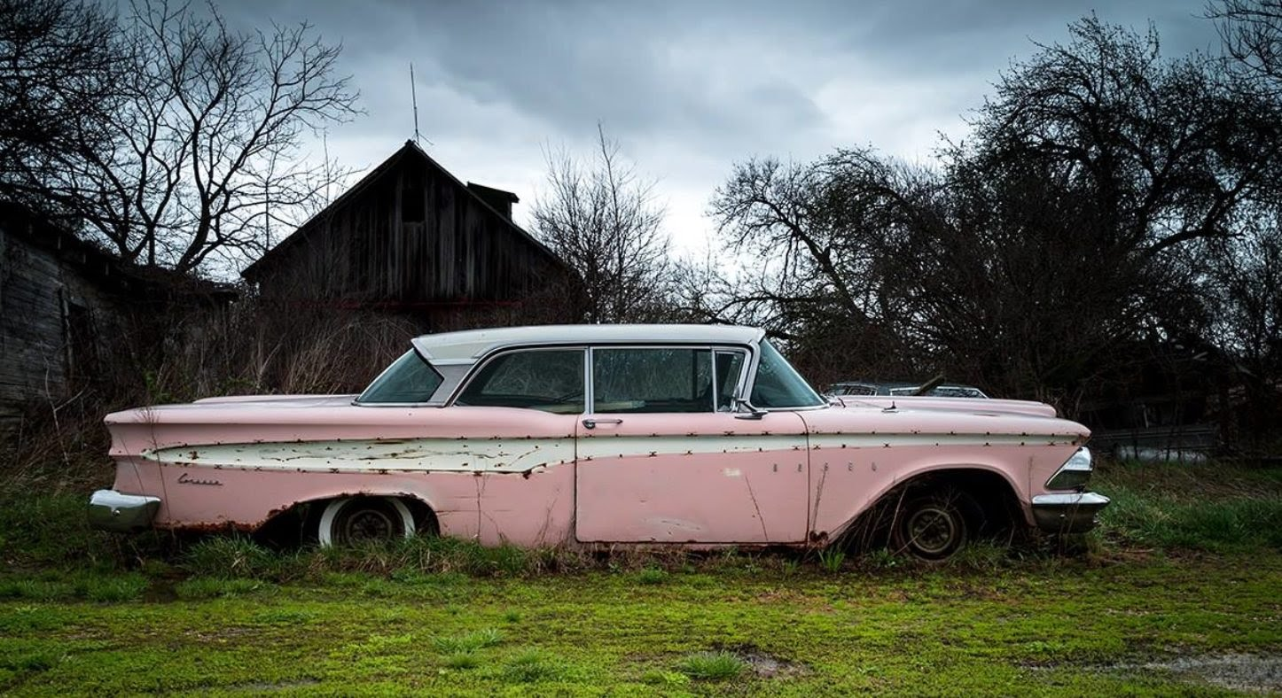 Urbex : les plus belles photos de lieux abandonnés de Johnny Joo
