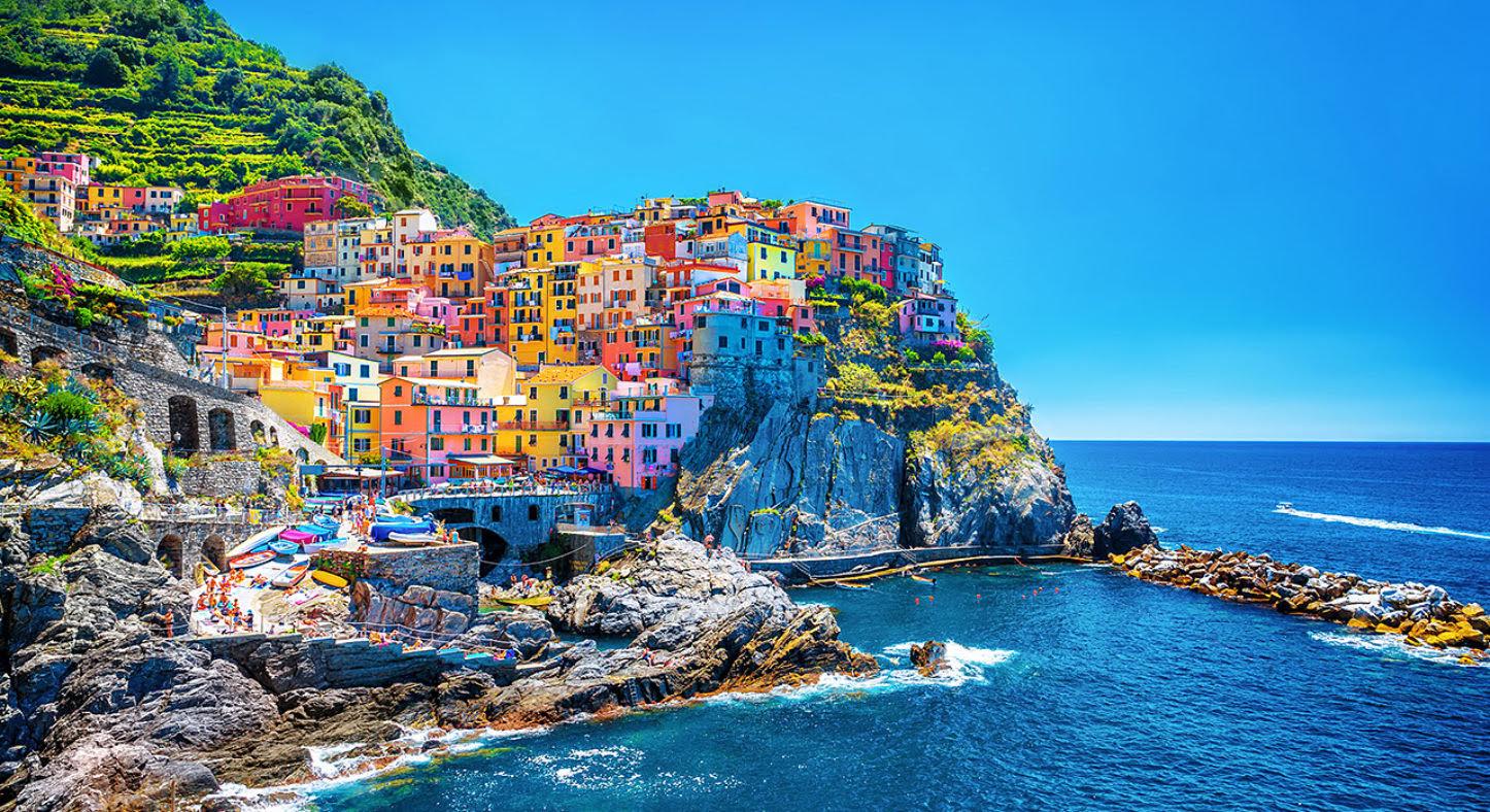 Les 10 plus belles destinations colorées du monde !