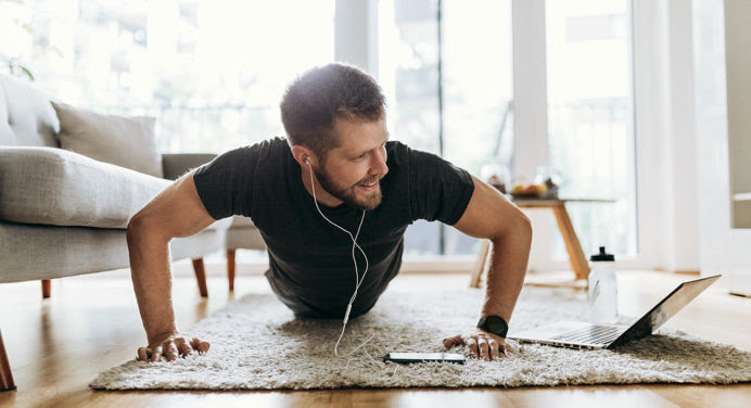 Musculation à domicile : on a testé Freeletics
