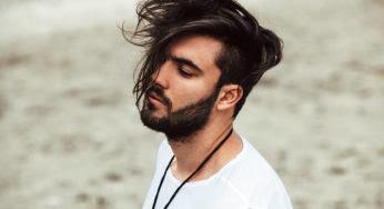 Les différents types de cheveux chez l'homme
