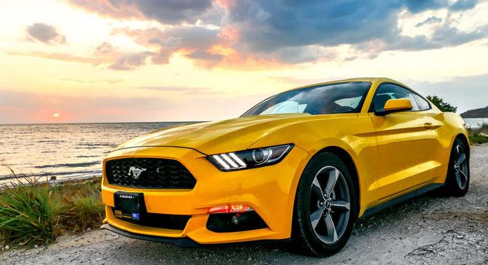 Ford Mustang : le rêve ultime de nombreux hommes