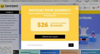 GearBest : bon plan ou à fuir ? Notre avis sur ce site chinois