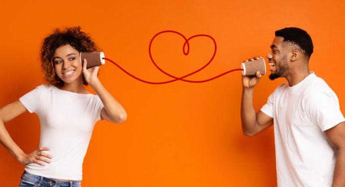 5 façons de dire à une femme qu'elle nous plait