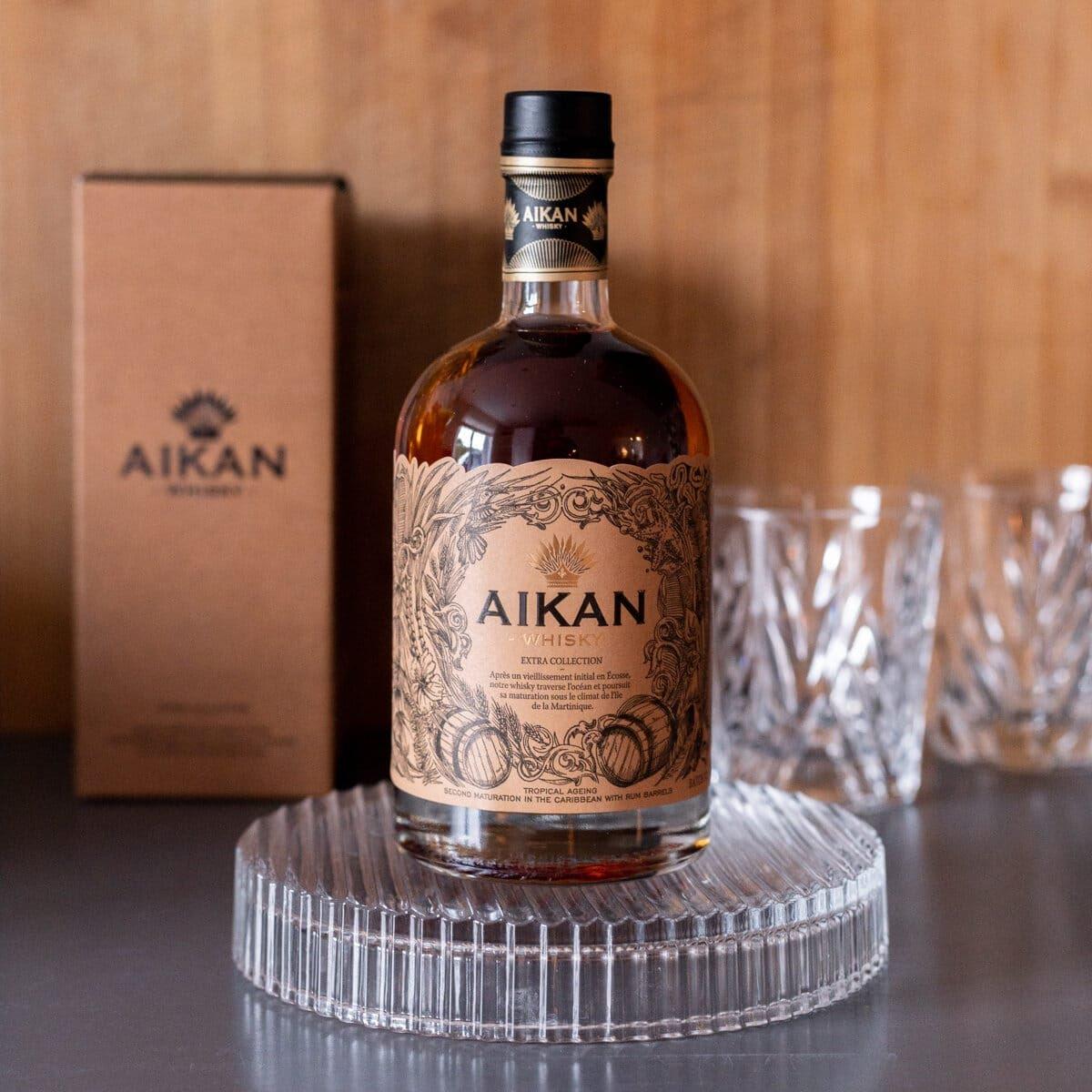 Cadeau de Saint-Valentin pour homme - Whisky Aikan