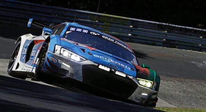 24h du Nürburgring : Kermesse diabolique