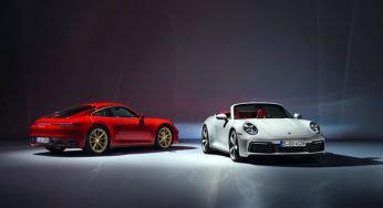Porsche : la famille 911 s'agrandit