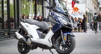 Peugeot Pulsion RS, le scooter urbain par excellence