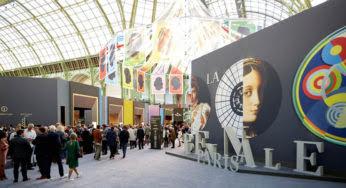 Destination culturelle indispensable : la 31e édition de La Biennale Paris2019