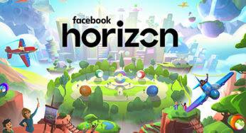 Arrivée d'Horizon, le réseau social en VR de Facebook en 2020