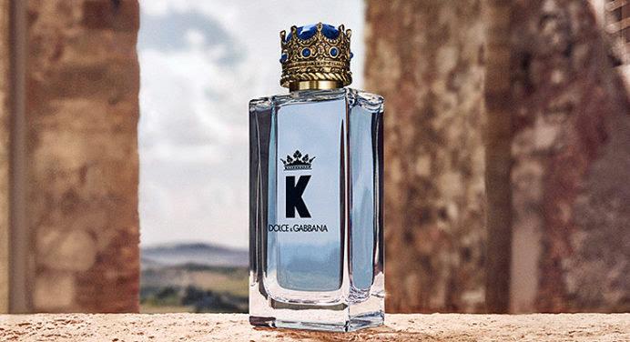 Faites preuve de virilité avec le parfum K by Dolce & Gabbana