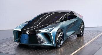 Lexus LF 30 : le concept-carrempli de technologie