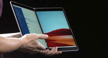 Découvrez la tablette Microsoft Surface Neo