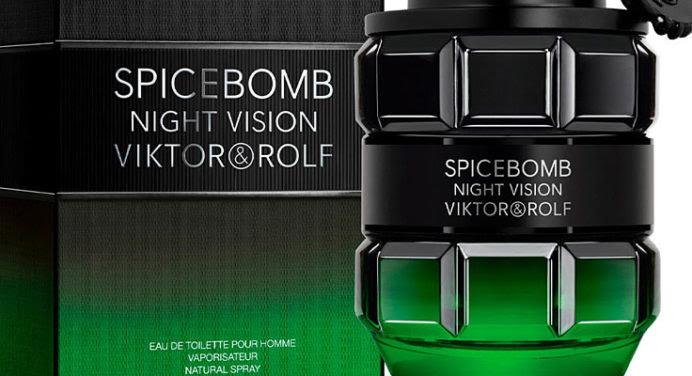 Provoquez légèrement avec le parfum SpiceBomb Night Vision