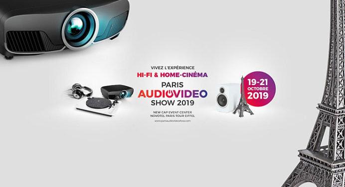High-tech: Paris Video Show2019 du 19 au 21 octobre 2019