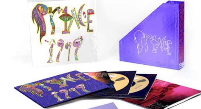 Réédition de l'album «1999 » de Prince : une bombe musicale !