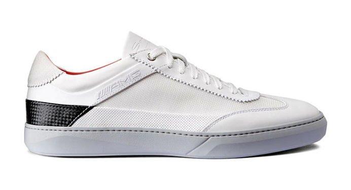 Un confort optimal avec les Sneakers Santoni X AMG