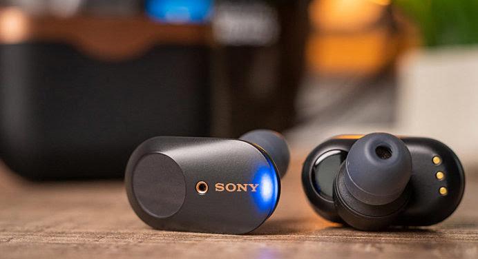 Une autre dimension sonore avec les écouteurs SonyWF-1000XM3