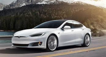 Un nouveau modèle de voiture avec la Tesla Model S