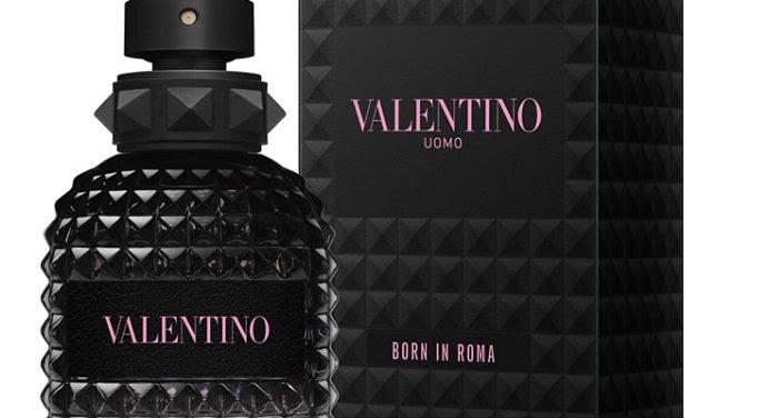 Parfum Valentino Uomo Born in Roma, le cadeau parfait