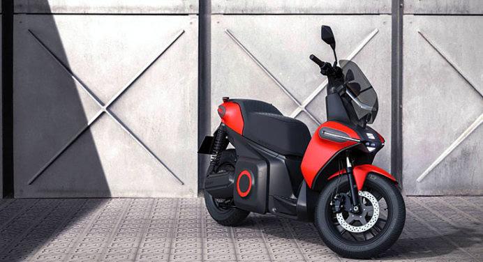 E-Scooter concept SEAT : la belle surprise de 2020
