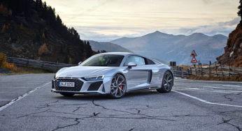 Audi R8 RWD, une propulsion super stylée