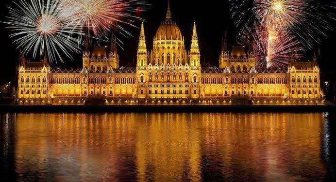 Top 8 des meilleures villes en Europe pour fêter le nouvel an !
