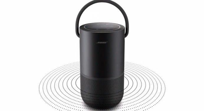 Bose Portable Home Speaker, l'hybride ultra connectée
