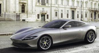 Brisez les codes en Ferrari Roma