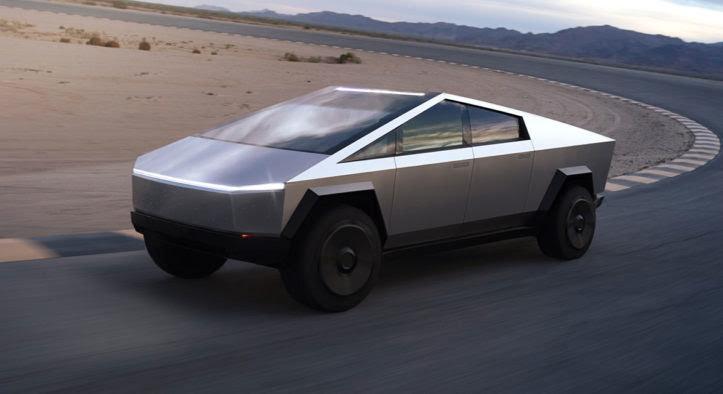 Tesla Cybertruck : Le Futur… en 2021 !
