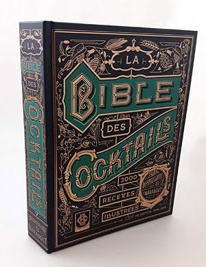 Acheter la Bible des Cocktails sur Amazon