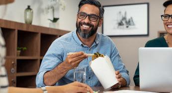 Comment bien manger au bureau pour perdre du poids ?