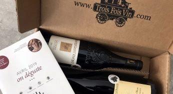 Devenez expert en œnologie avec la box Trois Fois Vin