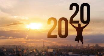 Les 10 bonnes résolutions 2020 pour garder la forme !