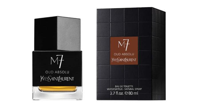 M7 Oud Absolu d'Yves Saint Laurent: brise les codes masculins