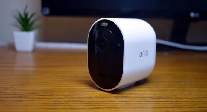 Arlo Pro 3 : le top pour surveiller votre logement