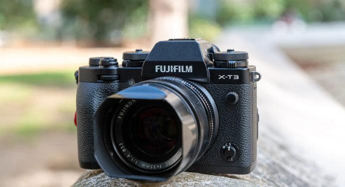 FujifilmX-T3: la nouvelle génération de boitier APS-C