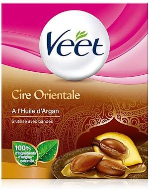 Acheter la cire orientale 'Veet'