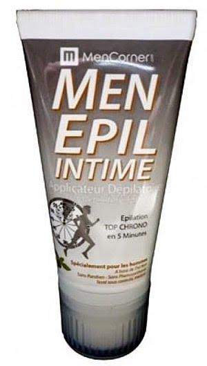 Acheter la mousse depilatoire 'Men Epil'