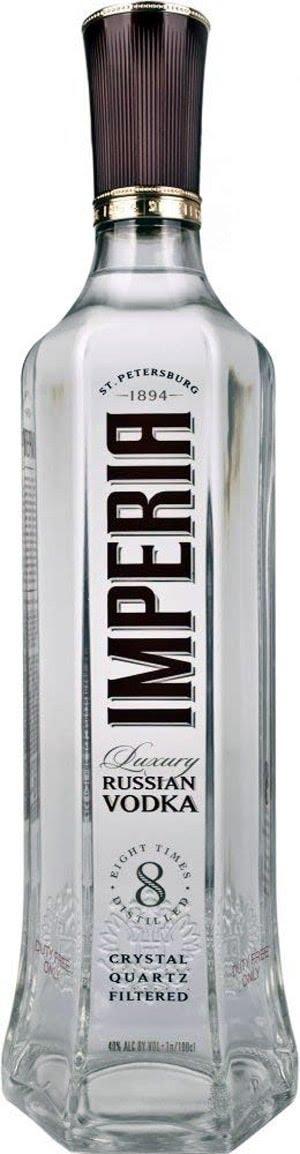 Acheter de la vodka Russian Standard Imperia