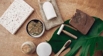 Les cosmétiques naturels : pratiques en voyage !