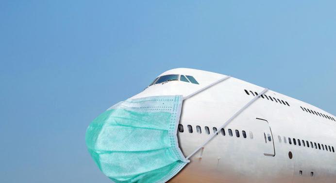 Coronavirus et voyage en avion : comment se protéger ?