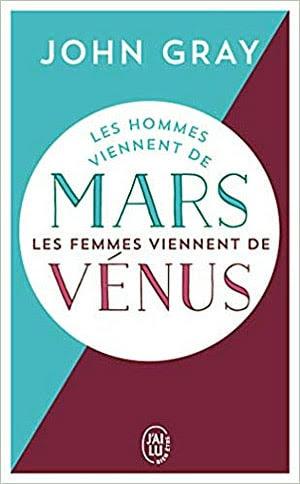 Acheter 'Les hommes viennent de Mars, les femmes viennent de Vénus'