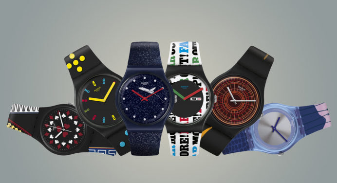 Swatch X 007 : no time to have style