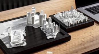 The City Frame : le monde entre vos mains