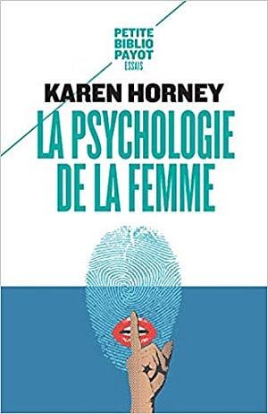 Acheter 'La psychologie de la femme'