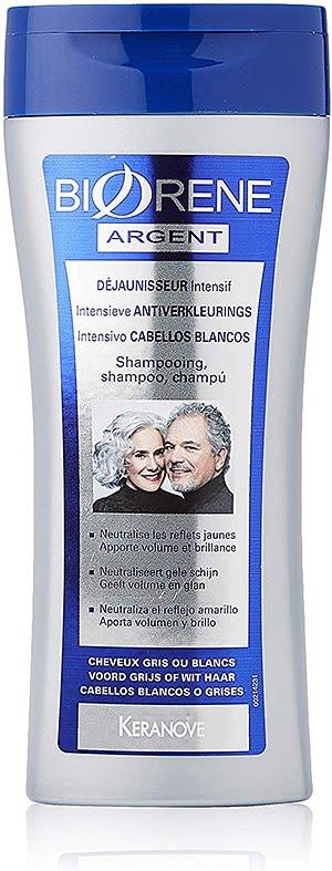 Acheter le shampooing 'Biorene Argent'