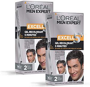 Acheter le gel recolorant 'Men Expert Excell 5 de l'Oréal'