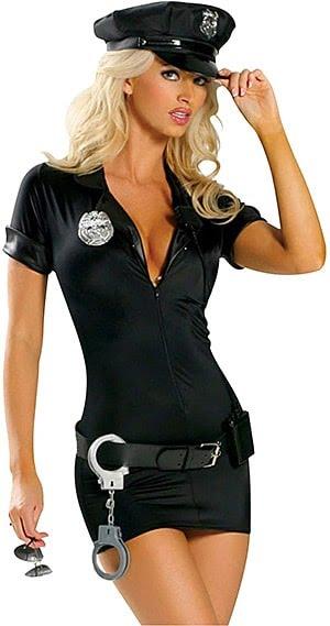 Acheter ce costume de policière sexy