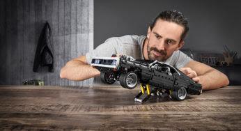 La Dodge Charger de Fast & Furious débarque en Lego !
